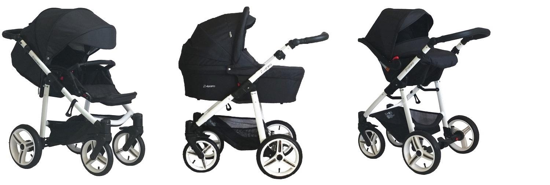 carritos de paseo para bebs vizaro el carrito todoterreno elegante