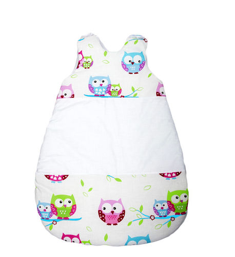 Sleeping bag (0-4 Months) -  2,5 Tog -  Little Owls Collection