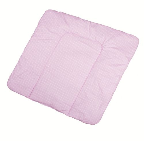 Padded Changing Mat - Pink & White Collection - Vizaro