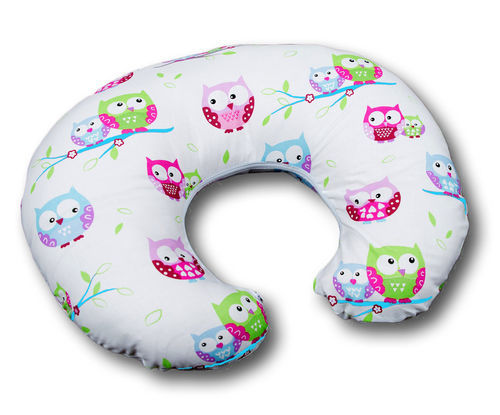 Nursing Pillow - Little Owls Collection - Vizaro