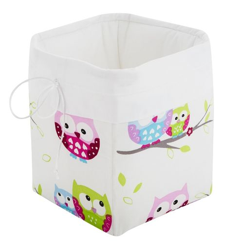 Premium Storage Basket - Little Owls Collection - Vizaro