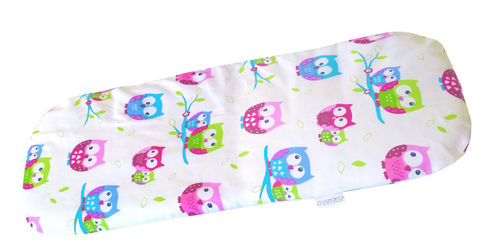 Fitted Sheet for Pram - Little Owls Collection - Vizaro