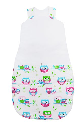Sleeping Bag (4-36 Months) -  2,5 Tog - Little Owls Collection