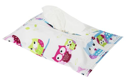 Baby Wipes Case Cover - Little Owls Collection- Vizaro
