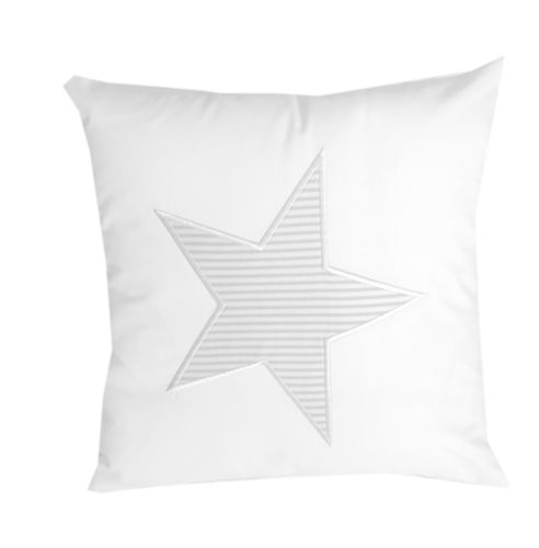 Pillowcase for baby room Decor - Great Laced Star Collection